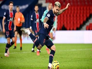 Champions League: PSG striker Mauro Icardi to miss opening match against Manchester United due to injury