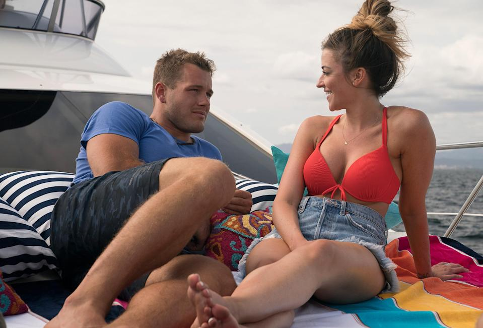 Bachelor in Paradise couple Hannah Godwin and Dylan