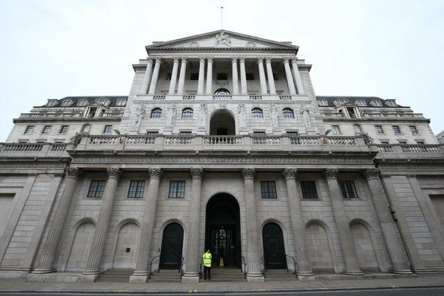 Bank of England economy boosting action
