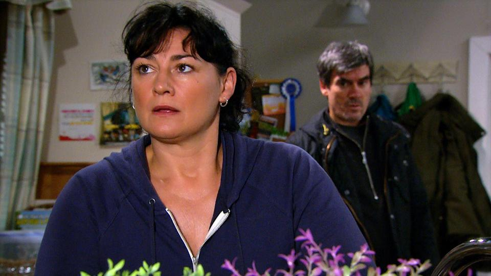 <p>Moira is not impressed and warns him to stay away. Has she just pushed Cain away too?</p>