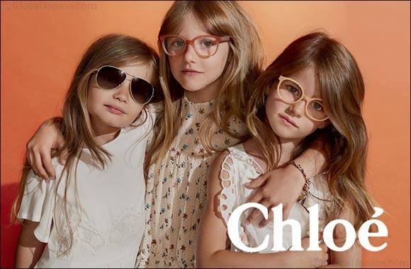 <p>Beautiful dresses are a staple of Chloé's childrenswear range. Available only for girls, the pastel-hued designs are floaty and ethereal. Silk blouses meet crepe dresses with rainbow prints mixed in between. Available for children up to 16. Prices range between £35 and £400.<br /><i>[Photo: Chloé]</i> </p>