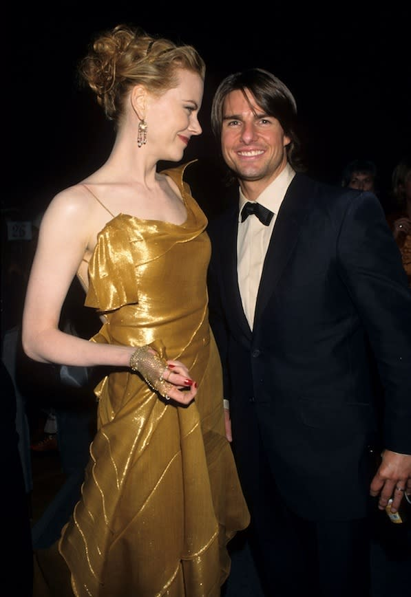 At the 2000 Academy Awards in Los Angeles