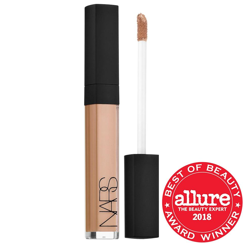 <p>The <span>Nars Radiant Creamy Concealer</span> ($13-$30) is an ever-popular choice, especially if a swipe of concealer has replaced a full face of makeup this season. Coming in 30 different shades (for both full-size and minis), the right color for you can be within arm's reach at any time even though it lasts for up to 16 hours after it's applied the first one.</p>