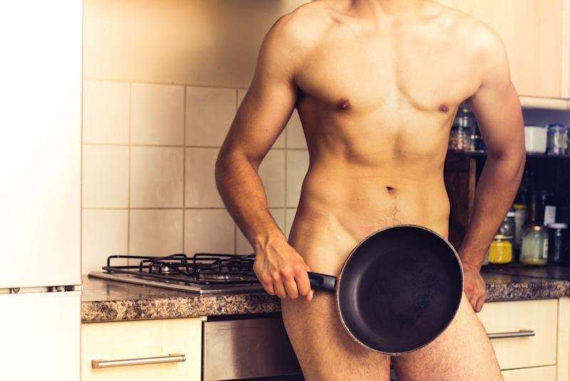 One Personality Trait Predicts Domestic Nudity