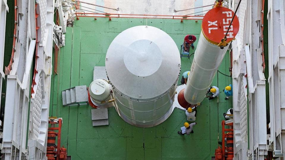 ISRO to launch EOS-01, 9 other satellites on November 7
