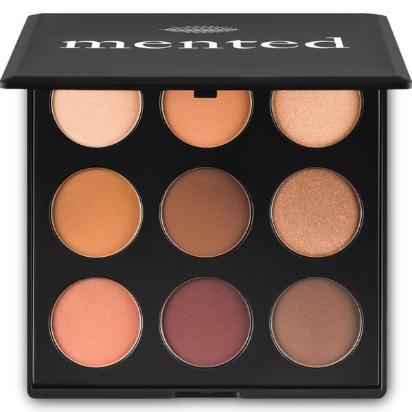 """<h3>Mented Cosmetics</h3><br>After struggling to find a nude lipstick that actually complemented her skin tone, <a href=""""https://www.refinery29.com/en-us/mented-cosmetics-kj-miller"""" rel=""""nofollow noopener"""" target=""""_blank"""" data-ylk=""""slk:KJ Miller"""" class=""""link rapid-noclick-resp"""">KJ Miller</a> turned to the last place she could find: YouTube. After teaching herself how to mix and mold her own lipstick bullets — while juggling courses at Harvard Business School — she sent them out to focus groups who quickly wanted more. A weekend hobby soon turned into a full-fledged business in 2016, and together with co-founder, Amanda E. Johnson, the brand grew from a collection of creamy lipsticks to buttery eyeshadow palettes, contour sticks, and nail polishes that look good on <em>everyone</em>.<br><br><strong>Mented Cosmetics</strong> Everyday Eyeshadow Palette, $, available at <a href=""""https://go.skimresources.com/?id=30283X879131&url=https%3A%2F%2Fwww.mentedcosmetics.com%2Fproducts%2Feveryday-eyeshadow-palette"""" rel=""""nofollow noopener"""" target=""""_blank"""" data-ylk=""""slk:Mented Cosmetics"""" class=""""link rapid-noclick-resp"""">Mented Cosmetics</a>"""