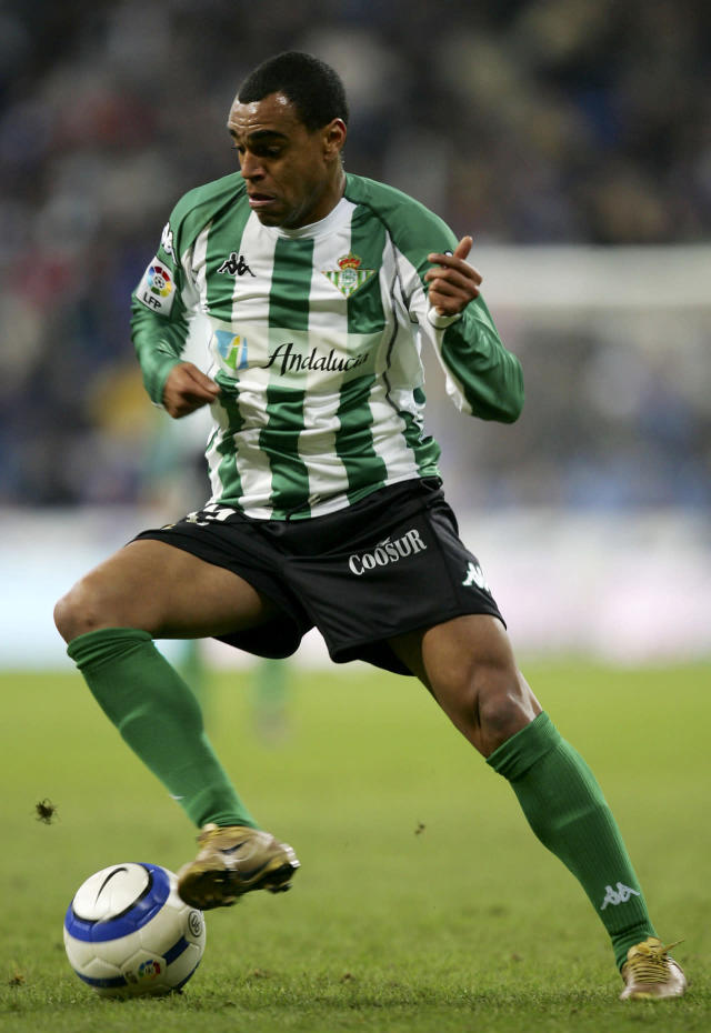<p><b>Denilson</b><br><b>1998:</b> Sao Paulo to Real Betis for £21.5m </p>