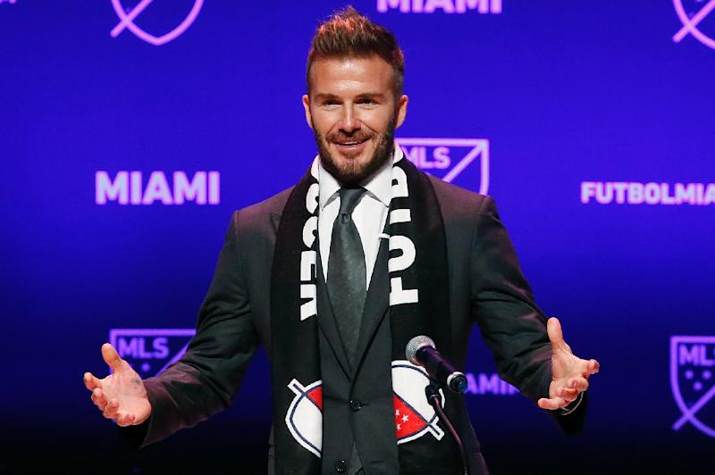 Class of 92 blueprint for miami beckham former soccer player david beckham addresses the media during an event to announce his major league malvernweather Gallery