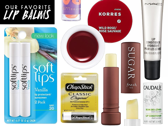What's your favorite lip balm of all time?
