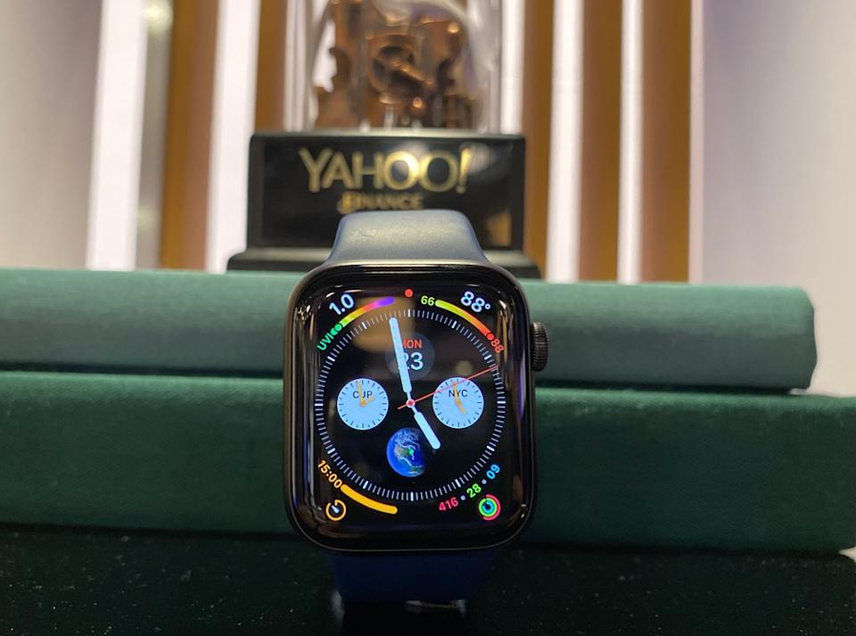 The Apple Watch Series 5 brings incremental improvements, but it's worth the buy for newcomers, and those with older models. (Image: Howley)