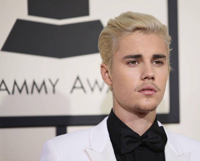 Justin Bieber has opened up about his Lyme disease. [Photo: Reuters]