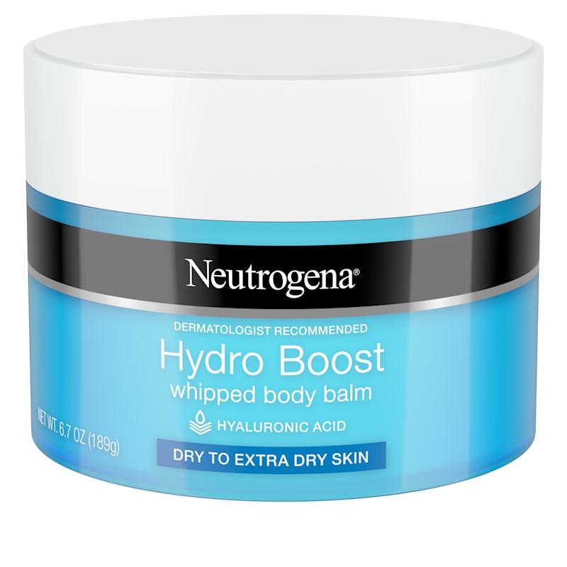 Neutrogena hydro boost body cream