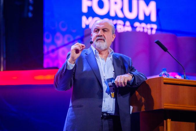 Bitcoin is 'winning;' currency without government is 'great,' says Nassim Taleb