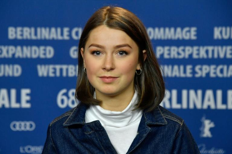 """""""Hearing about this movie, at first I was very critical because I thought it was too early, like many in Norway,"""" said actress Andrea Berntzen, who plays Kaja in the film"""