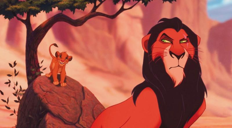 Scar is often considered one of the best Disney villains. (Disney)