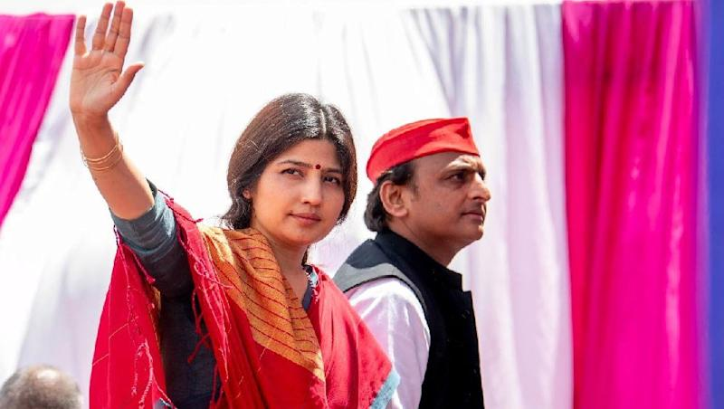 Akhilesh Yadav and Wife Dimple Have Net Worth of Rs 37 Crore Combined, Says Former UP CM's Lok Sabha Election 2019 Affidavit