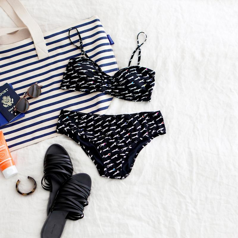 12 Brands You Need to Know For High-Waisted Swimsuits