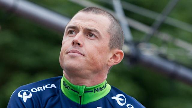 Cyclist Simon Gerrans will be a key ally for compatriot Richie Porte at this year's Tour De France