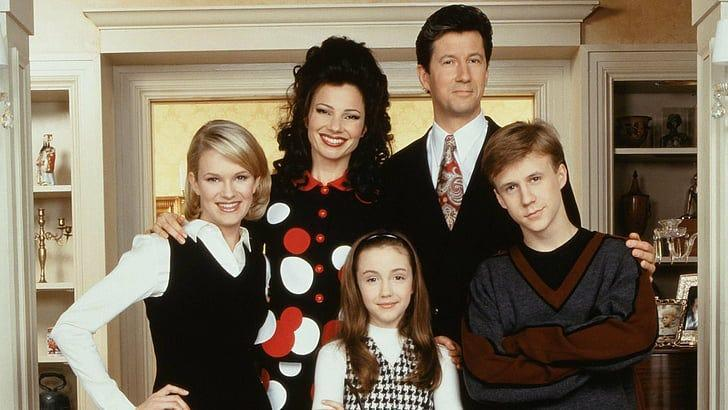 """The only thing more iconic than Fran Drescher's voice is her keen sense of fashion, especially on """"The Nanny."""""""