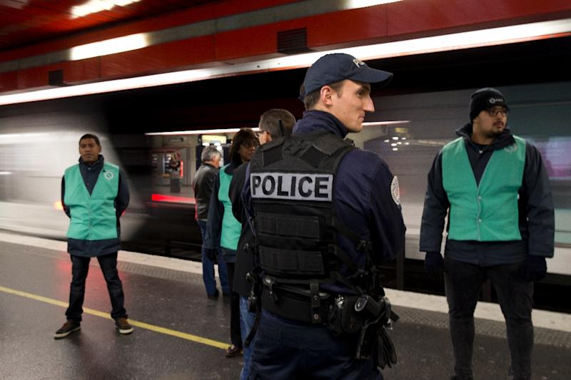 France is beefing up security for New Year's Eve celebrations, six weeks after jihadists attacked the capital, leaving 130 people dead