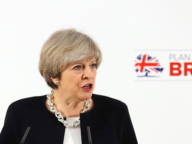 May pledged to support 'just about managing families' but there has been little evidence of this: PA