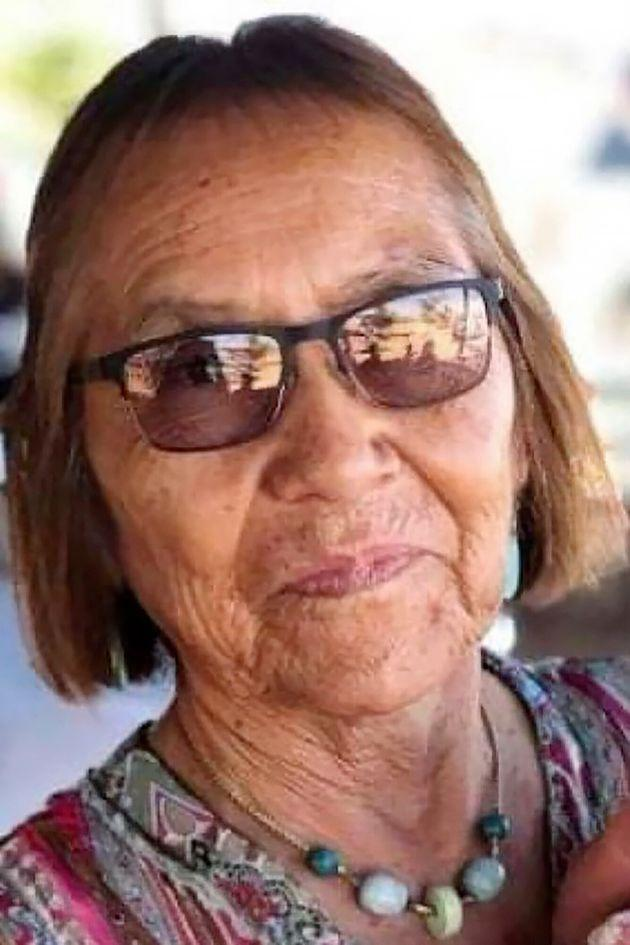 Navajo rug weaver Ella Mae Begay, 62, is shown in this undated photo provided by her niece Seraphine Warren. (Photo: via Associated Press)