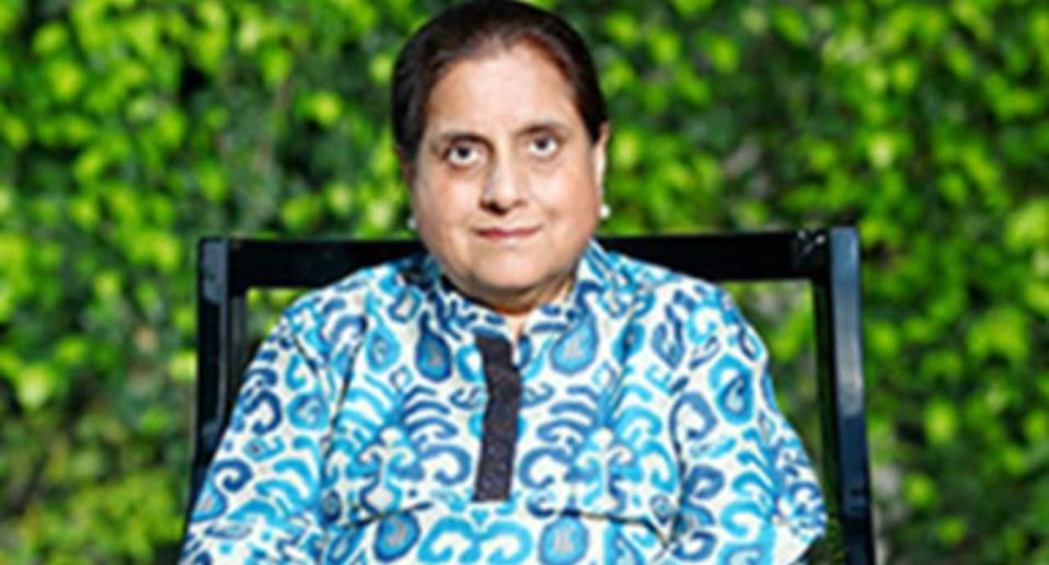 Renu Munjal , former Executive Director of Hero MotoCorp and current Managing Director of Hero FinCorp, ranks seventh on the list, with an estimated wealth of Rs 8,690 crore. Photo, courtesy: Moneycontrol.com