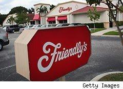 Friendlly's files for bankruptcy