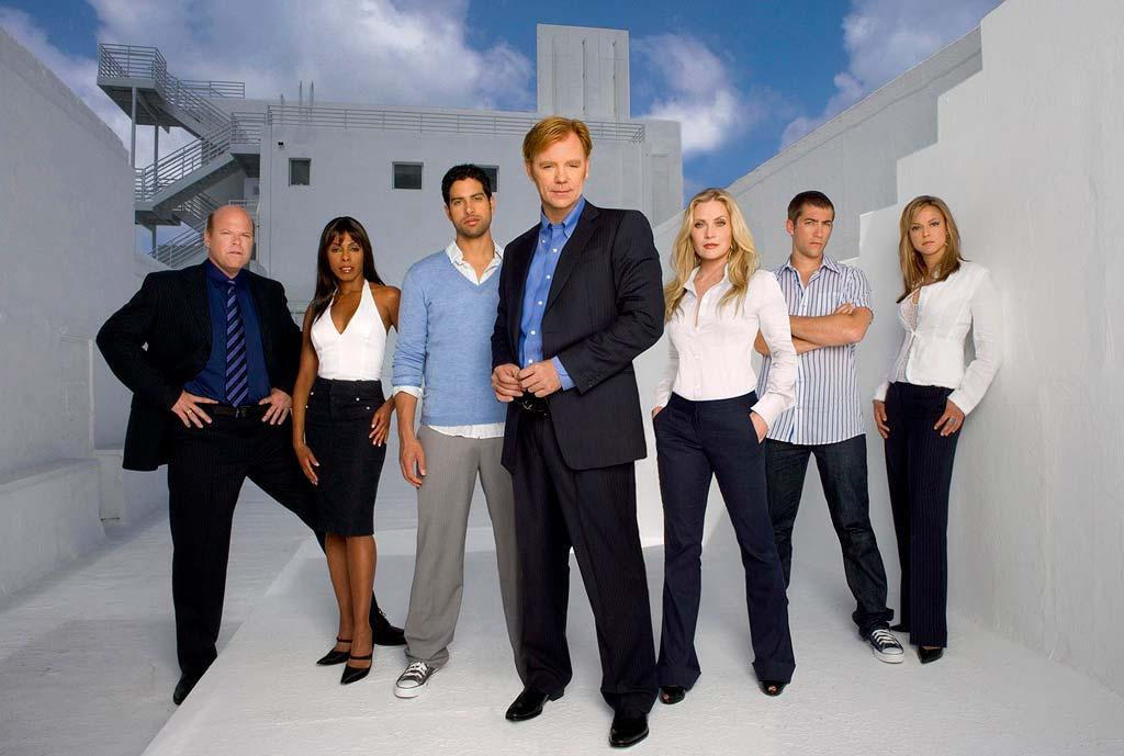 """Miami may be famous for its beautiful beaches and even more beautiful people, but Miami-Dade's crack team of investigators steals the spotlight as it solves the city's most complex murder cases. A spin-off of the popular series """"CSI,"""" <a href=""""/csi-miami/show/28267"""">""""CSI: Miami""""</a> is a procedural drama with a style all its own, thanks to vivid colors, gorgeous scenery, and zingy one-liners. courtesy of  the one -and- only Horatio Cane, the team's leader who's never without his signature sunglasses and whose past is marked with tragedy. Speaking of tragedy, he ended last season by getting shot, but we get the feeling the resilient Horatio will be back bigger than ever for Season 7. <a href=""""/csi-miami/show/28267"""">Mondays at 10pm ET on CBS</a>"""