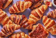 """<p>How stunning are these?</p><p>Get the recipe from <a href=""""https://www.delish.com/cooking/recipe-ideas/a35035538/homemade-croissants-recipe/"""" rel=""""nofollow noopener"""" target=""""_blank"""" data-ylk=""""slk:Delish"""" class=""""link rapid-noclick-resp"""">Delish</a>. </p>"""