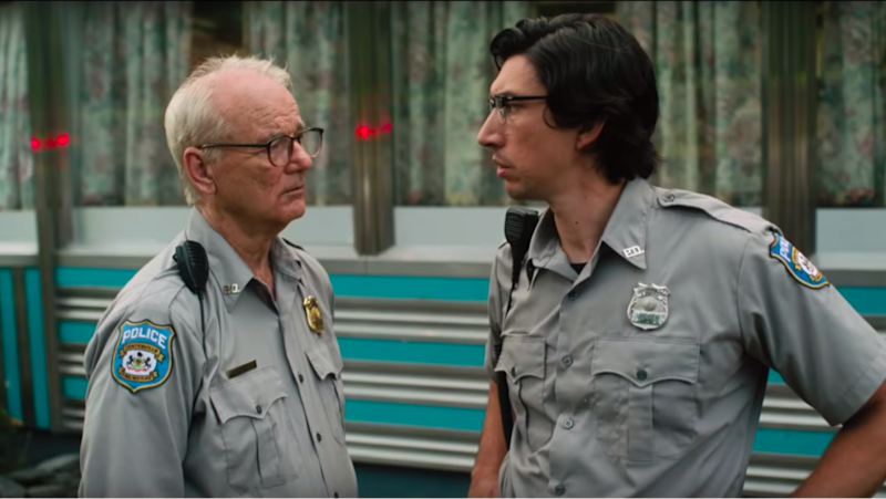 What a cast - Bill Murray and Adam Driver take on the leading roles in The Dead Don't Die