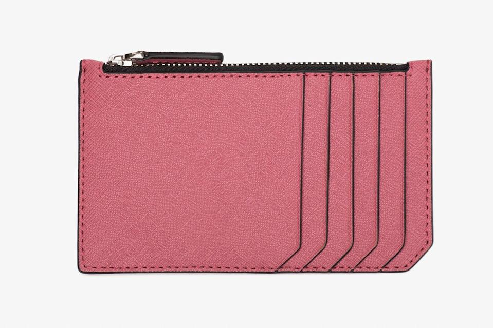 """Available in 19 different color options, this slim wallet comes with ample card slots, a slip pocket for receipts, and a zippered compartment for those ubiquitous foreign coins. Ideal for anyone who, in non-pandemic times, spends just as much time abroad as they do at home. $35, Italic (with membership). <a href=""""https://italic.com/products/albee-zip-card-case"""" rel=""""nofollow noopener"""" target=""""_blank"""" data-ylk=""""slk:Get it now!"""" class=""""link rapid-noclick-resp"""">Get it now!</a>"""