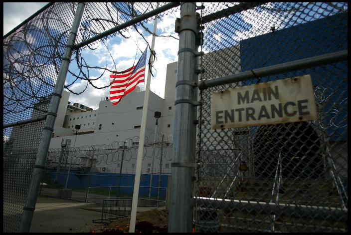 Vernon C. Bain Correctional Center at Rikers Island