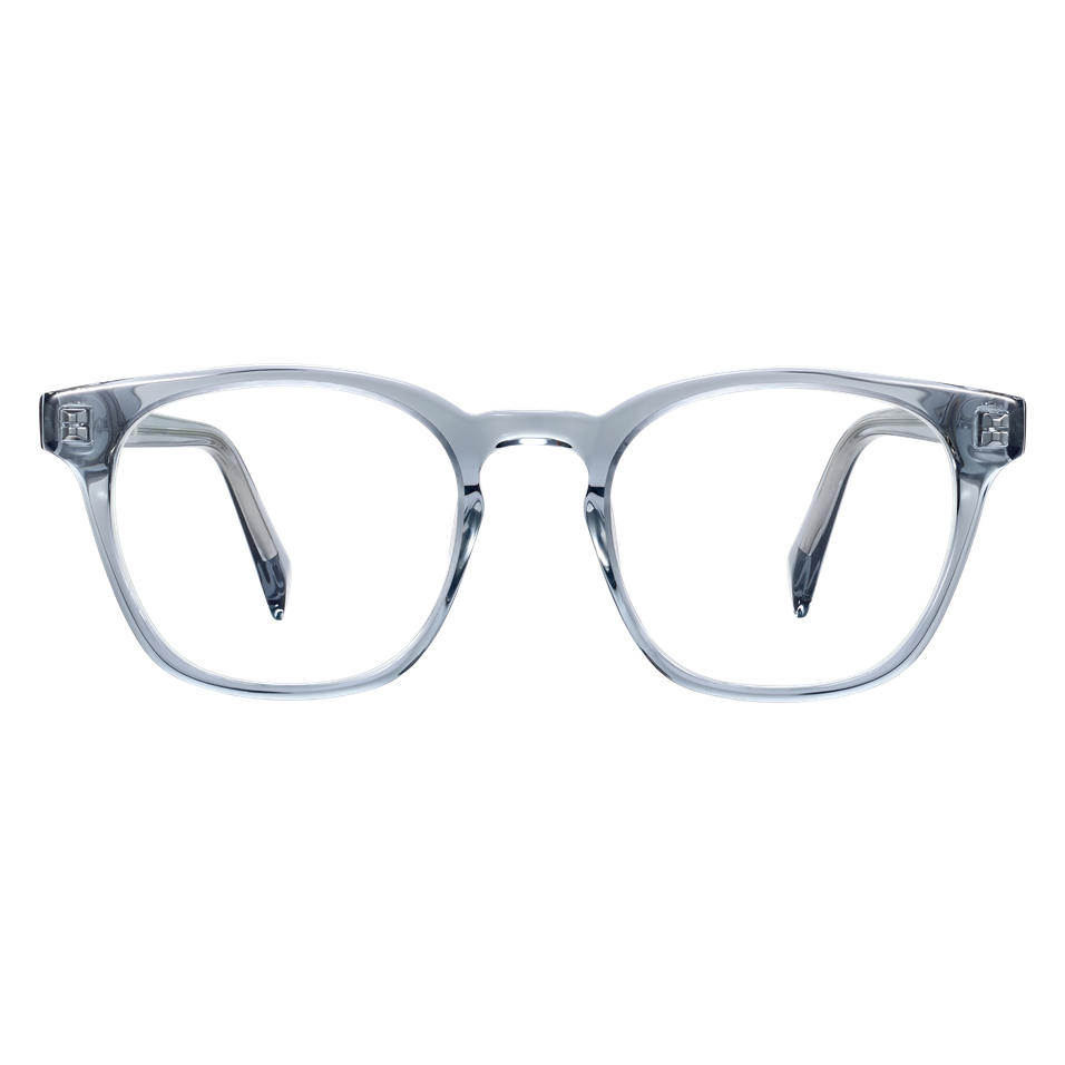 """<p><strong>Warby Parker</strong></p><p>warbyparker.com</p><p><a href=""""https://go.redirectingat.com?id=74968X1596630&url=https%3A%2F%2Fwww.warbyparker.com%2Feyeglasses%2Fwomen%2Ffelix%2Fpacific-crystal&sref=https%3A%2F%2Fwww.menshealth.com%2Fstyle%2Fg37159186%2Fbest-online-glasses-stores%2F"""" rel=""""nofollow noopener"""" target=""""_blank"""" data-ylk=""""slk:BUY IT HERE"""" class=""""link rapid-noclick-resp"""">BUY IT HERE</a></p><p><strong>Warby Parker Felix</strong><br>$95</p><p>And then, there's the brand that started it all: <a href=""""https://www.menshealth.com/health/a34306546/warby-parker-lens-spray-foggy-glasses-face-mask/"""" rel=""""nofollow noopener"""" target=""""_blank"""" data-ylk=""""slk:Warby Parker"""" class=""""link rapid-noclick-resp"""">Warby Parker</a>. Not only are their frames affordable, they're also some of the best on the market in terms of both quality and style. What elevates the OG though is the experience. They have streamlined the entire eyewear process from getting a prescription, allowing you to try them on at home for free, providing the best customer service in the game and understanding that everyone's eyewear needs are different. After all, they're still at the top for a reason.<br></p>"""
