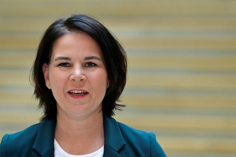 Annalena Baerbock, co-leader of Germany's Green party, served as the assistant to a Green MEP from 2005 to 2008 and holds a degree in international law from the London School of Economics