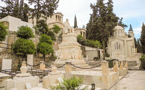 First Cemetery of Athens - Credit: Jana_Janina