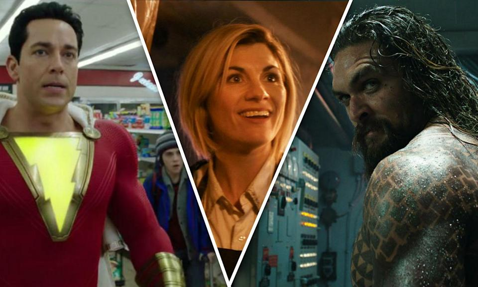 All the new trailers from San Diego Comic-Con