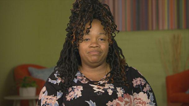 PHOTO: Tamika Palmer speaks to ABC News about her daughter, Breonna Taylor, who was shot eight times by police in Louisville, Kentucky, as they executed a no-knock warrant. (ABC News )