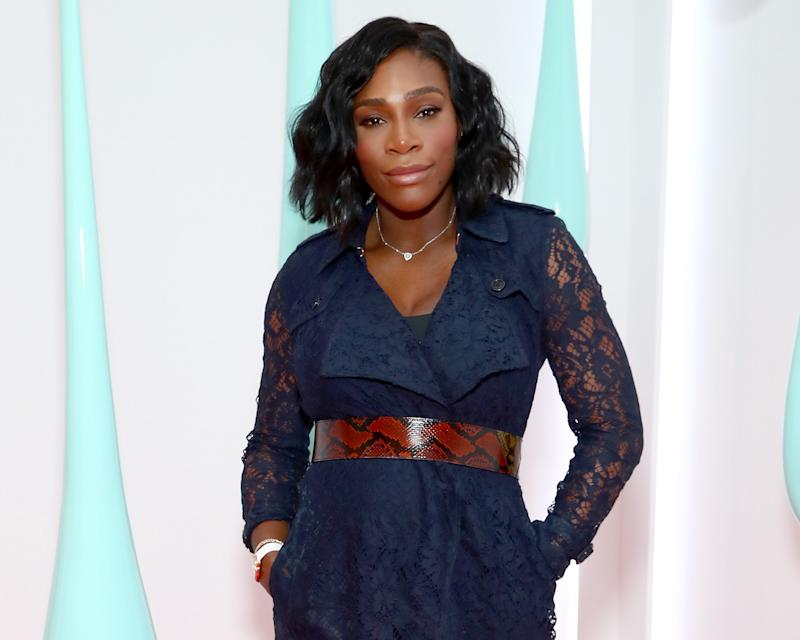 Serena Williams Is Getting Cyberbullied For Her Eyebrows And Its