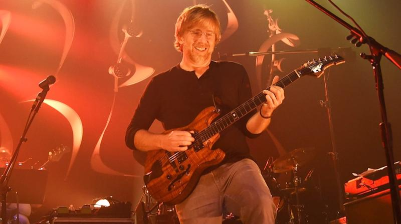 Trey Anastasio Band Plans 2017 Paper Wheels Tour