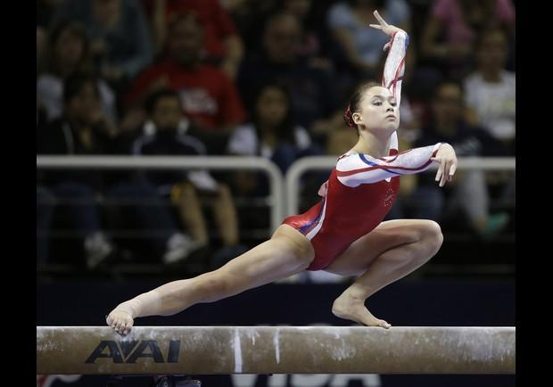 """<div class=""""caption-credit""""> Photo by: AP Photo/Jae C. Hong</div><div class=""""caption-title"""">Gymnastics</div>Gymnastics <br> Annual Cost: $15,000 <br> Years Training: 5-8 <br> <br> Girls typically start at age 10 or 11, boys a few years later. Families can expect to pay $1,000 a month to keep a child competing on a high level, then more if she reaches elite status. <br> <br> <p> <a rel=""""nofollow noopener"""" href=""""http://www.forbes.com/pictures/mhj45imke/introduction-24/?utm_source=yahooshine&utm_medium=partner&utm_campaign=olympians&partner=yahooshine#gallerycontent"""" target=""""_blank"""" data-ylk=""""slk:Homes Of Summer Olympians"""" class=""""link rapid-noclick-resp"""">Homes Of Summer Olympians</a> </p>"""