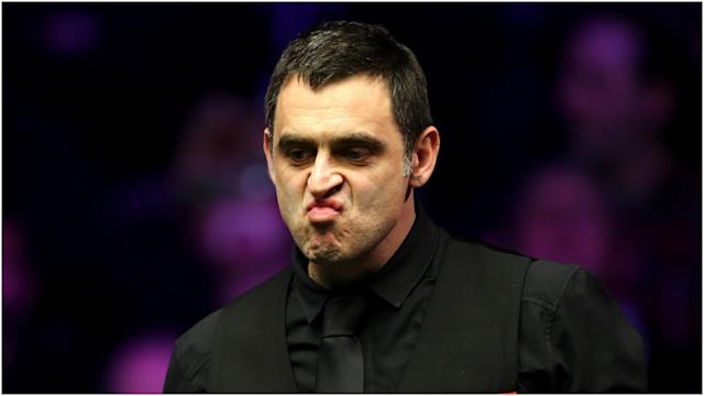 Amateur James Cahill rose to the occasion to sensationally upset Ronnie O'Sullivan at the World Championship in Sheffield.
