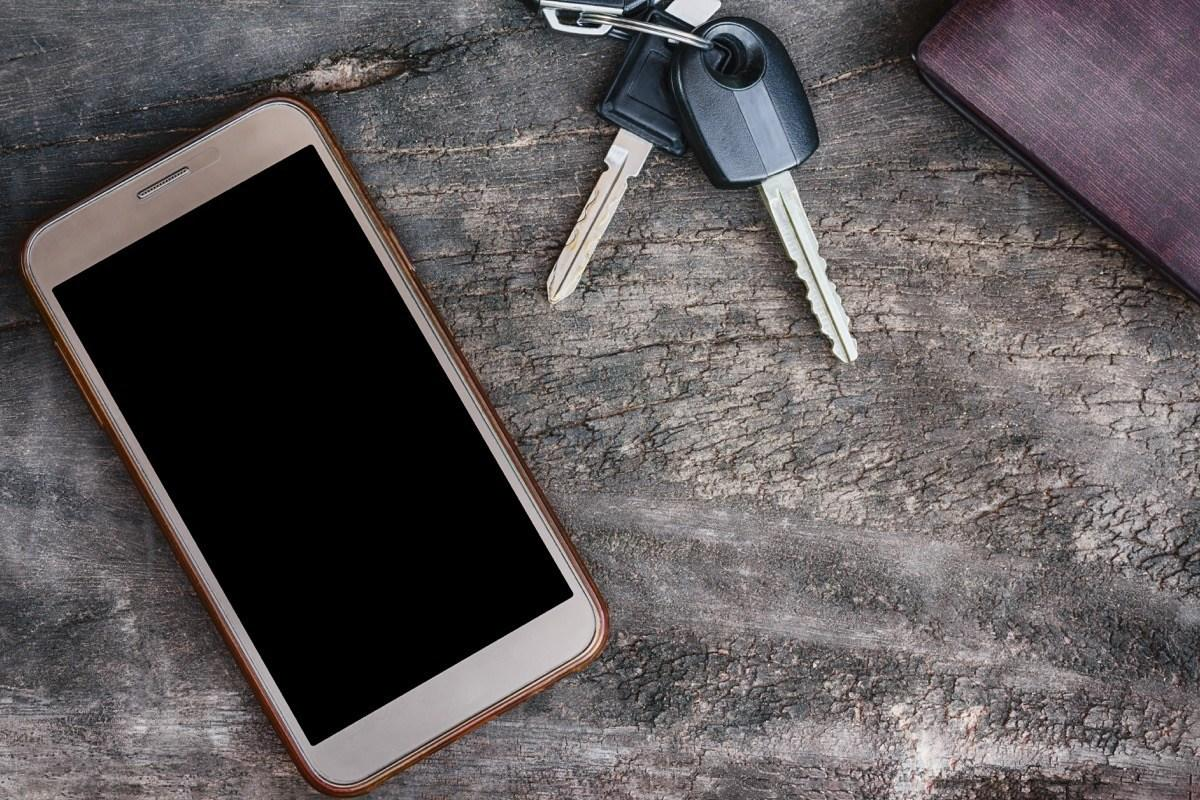 """Instead of coming home and immediately setting your phone, wallet, and keys on the kitchen table, """"put things away where they go,"""" says <strong>Tracy McCubbin</strong>, founder of <a href=""""https://dclutterfly.com/"""" target=""""_blank"""">dClutterfly</a>, a home organizing company based in Los Angeles, California. """"If people can make that part of their daily routine, that's a huge game-changer."""""""
