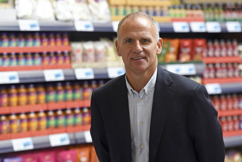 Tesco CEO. Photo: Associated Press
