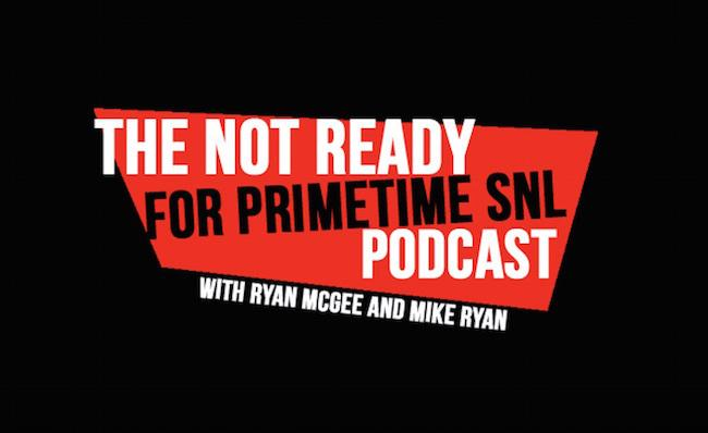 Not Ready For Prime Time >> The Not Ready For Primetime Snl Podcast Sam Rockwell