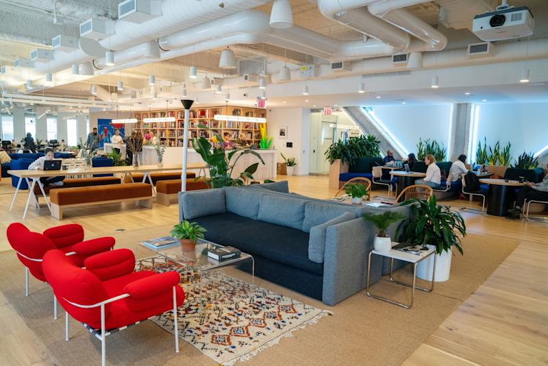Morgan Stanley Forfeits Role in WeWork IPO After Losing Lead