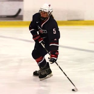 Jincy Dunne will play for the U.S. senior team in Sochi — Twitter