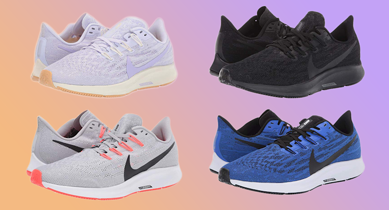 You will want this versatile sneaker in every color. (Photo credit: Zappos)