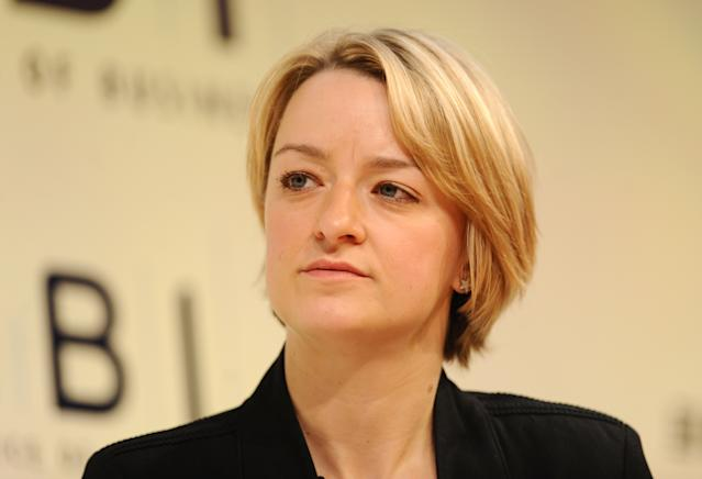 Laura Kuenssberg was criticised by the Labour party (Picture: Getty)
