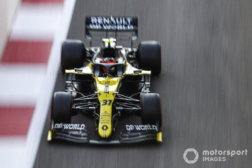 "Esteban Ocon, Renault F1 Team R.S.20<span class=""copyright"">Charles Coates / Motorsport Images</span>"